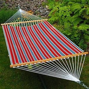 Single Fabric 13ft Hammock