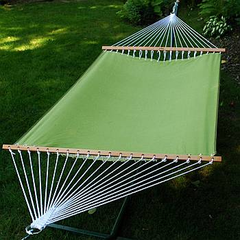 Single Fabric 11ft Hammock