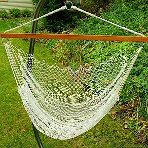 Nylon Net Hammock Chair