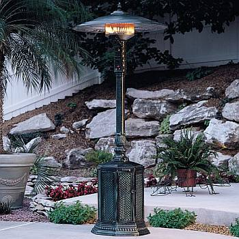 Arctic Sun Patio Heaters - Original-Propane Model