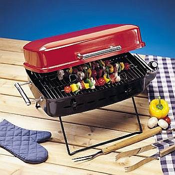 Deluxe Portable Grill II