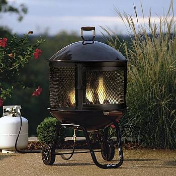 Bon Flame Outdoor Fireplaces