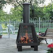 Chinook 250 Outdoor Fireplace