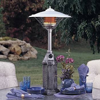 Outdoor Patio Heaters from BackyardCity.com