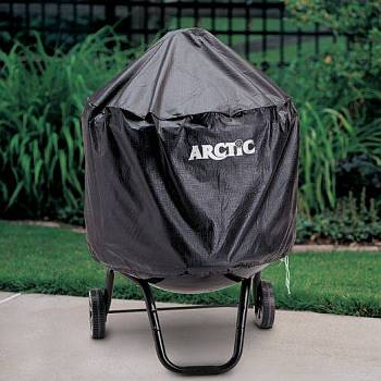 Arctic Outdoor Fireplace Cover 20 inch