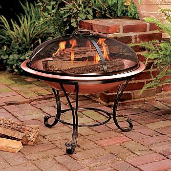 Arctic Patio Pit Outdoor Fireplace