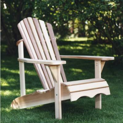 Adirondack Chair - Cedar UA