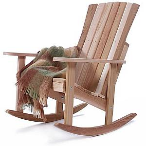 Athena Rocking Chair - Unassembled