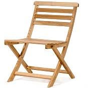 Oak Bistro Chair