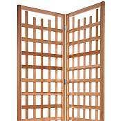 Cedar Trellis Screen