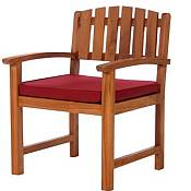 Teak Dining Chair Cushions