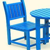 Coral Reef Dining Chair-Beachfront Furniture