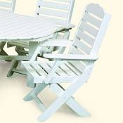 Lighthouse Dining Chair-Beachfront Furniture