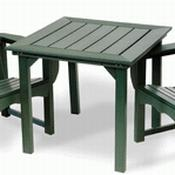 33 X 66 Rectangular Table-Beachfront Furniture