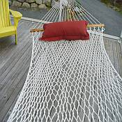 Double EarthFriendly Rope Hammock
