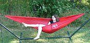 Camping Hammocks - Parachute Fabric