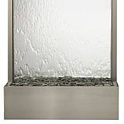 Waterfall Grande -Silver/Brushed SS - Large