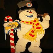 Giant 60 In. Frosty the Snowman