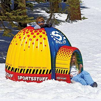 Sno Fort - Winter Inflatable