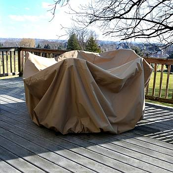Gator Weave Protective Patio Furniture Cover