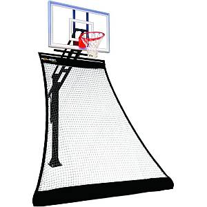 Rolbak Basketball Return Net - Gold