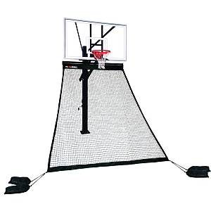Rolbak Basketball Return Net - Platinum