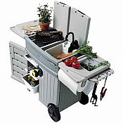 Outdoor Portable Garden Center