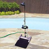 Outdoor Portable Shower Station