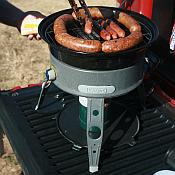 Safari Chef Portable Gas Grill