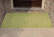 Braided Rope Doormat - 22 in x 40 in  - All Weather