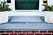 Braided Rope Doormat - 30 in x 50 in  - All Weather