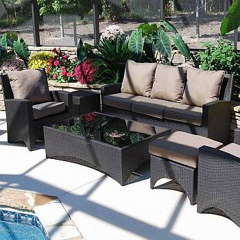 Finding Patio Furniture Inspirations Indoors
