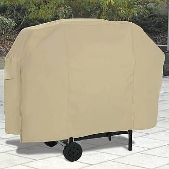 BBQ Cart Grill Cover <br> Large
