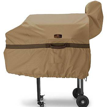 "Hickory BBQ Pellet Grill Cover - ""Medium"""
