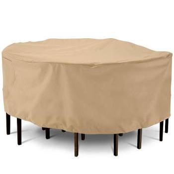 "Round Table Chair Covers ""Large"""
