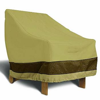 Veranda Elite Patio High Back Chair Cover