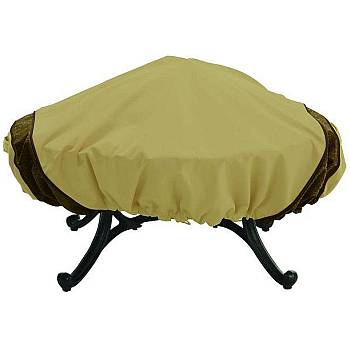 Veranda Elite Patio Round Fire Pit Cover