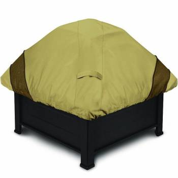 Veranda Elite Patio Square Fire Pit Cover