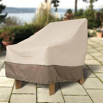 Veranda High Back Chair Cover