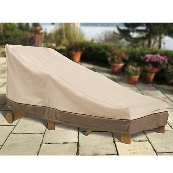 Veranda Chaise Lounge Cover