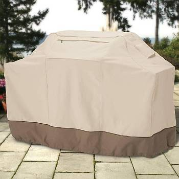 Veranda BBQ Cart Grill Cover - Medium