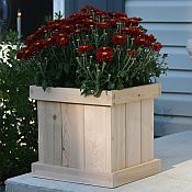 Planters, Potting Benches, and Storage Benches