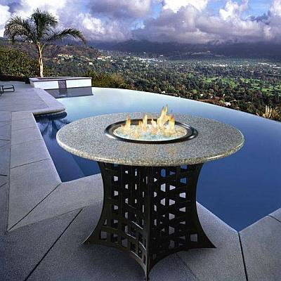 LaCosta Outdoor Patio Table / Firepit