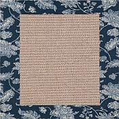 Chiswell  Indigo Outdoor Rug - 6 ft 7 in x 9 ft 2 in