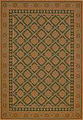 Al Fresco Outdoor Rug - Diamond - Cedar