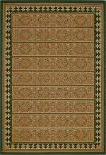Sedona Cedar Outdoor Rug - 5ft 3in by 7ft 6in