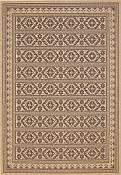 Sedona Putty Outdoor Rug -  7ft 10in by 11ft