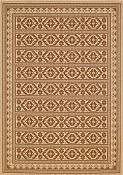 Sedona Bronze Outdoor Rug - 5ft 3in by 7ft 6in