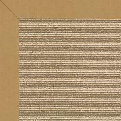 Creative Concepts Brass Canvas Rug - 4ft x 6ft