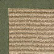 Creative Concepts Fern Canvas Rug - 5ft x 8ft